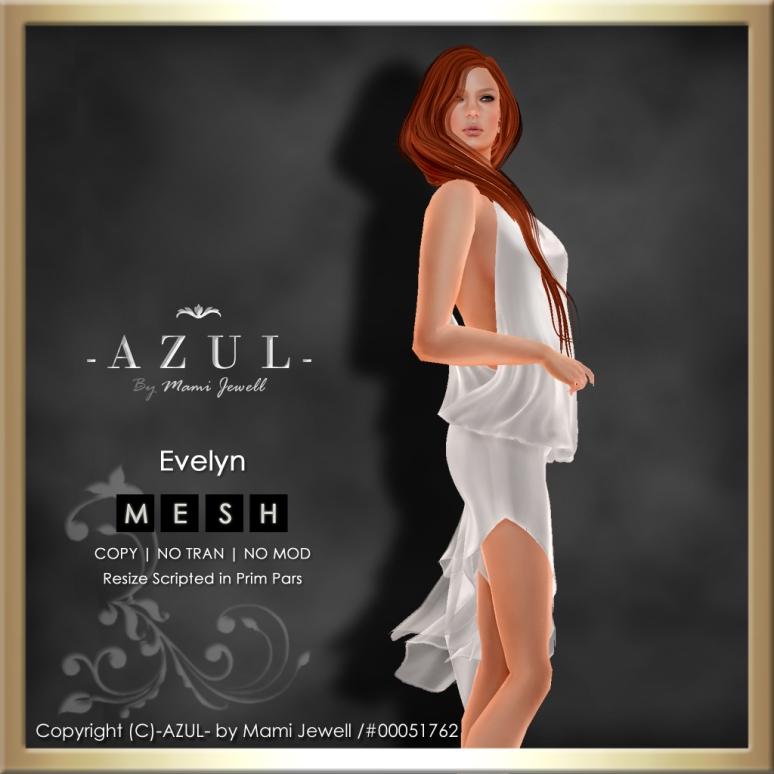 (IMAGE)Evelyn (c)-AZUL-byMamiJewell